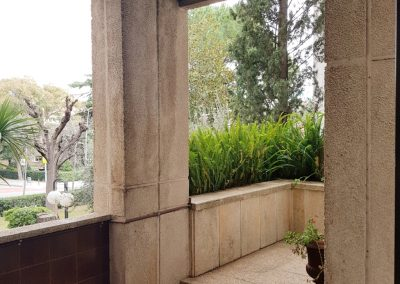 Pedralbes balcon peque msh -Opt